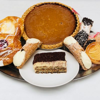 Pastries, Pies and Desserts