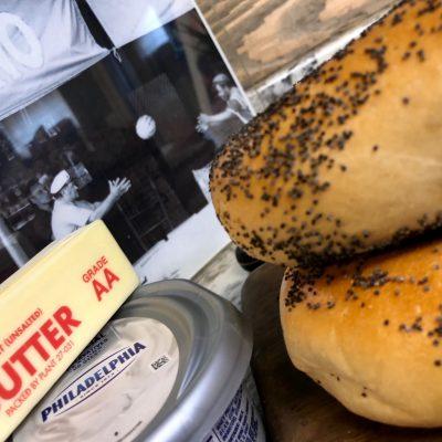 Fresh Deli-Style Bagels