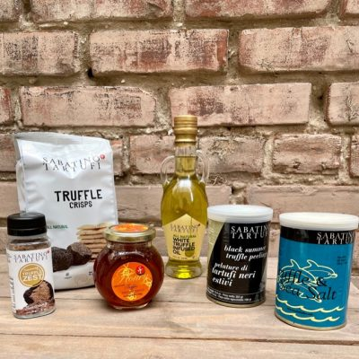 Sabatino Tartufi - Imported Truffle Products