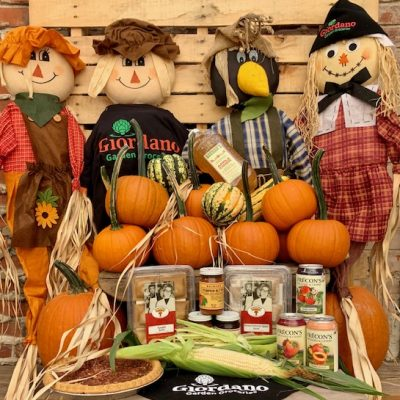 Fall Foods and Décor